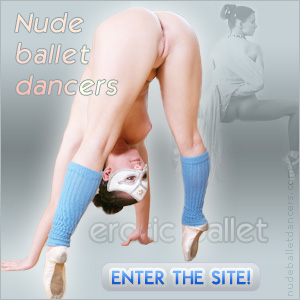 ballet dancer naked video