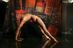 contortion ballet japan nude