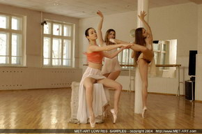 nude ballet dancer clips