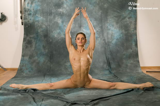 beautiful naked ballerina videos
