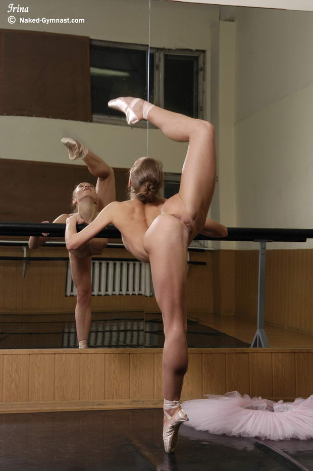порно фото большие попы балерин