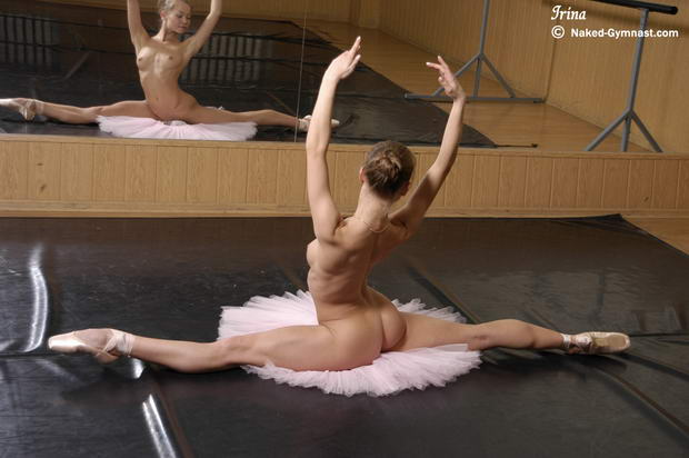 most flexible nude